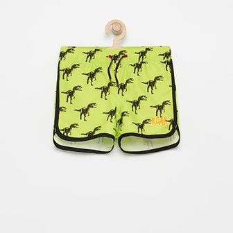Reserved - Szorty kąpielowe - Zielony