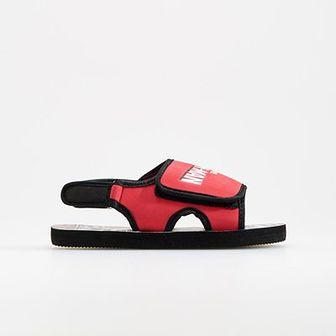 Reserved - Piankowe sandały Spiderman - Czerwony