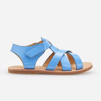 Reserved - Sandały - Niebieski