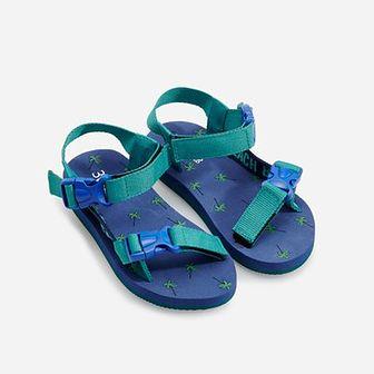 Reserved - Sandały w sportowym stylu - Khaki