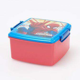 Reserved - Pudełko na drugie śniadanie Spiderman - Czerwony
