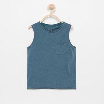 Reserved - Koszulka bez rękawów - Zielony