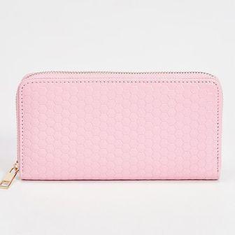 Sinsay - Duży portfel - Różowy
