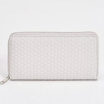 Sinsay - Duży portfel - Jasny szar