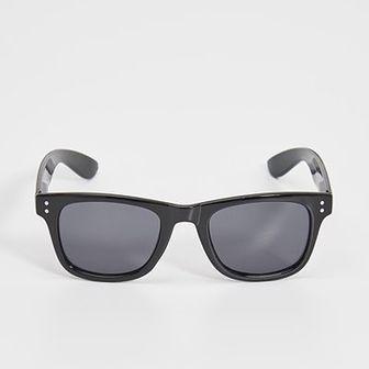 Sinsay - Okulary przeciwsłoneczne - Czarny