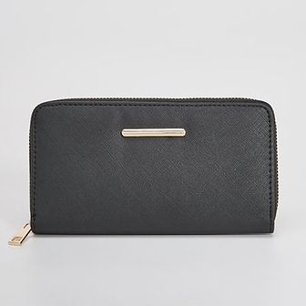 Sinsay - Duży portfel - Czarny