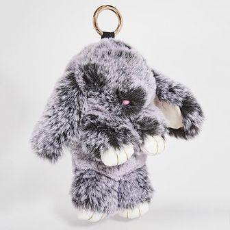 Sinsay - Brelok królik - Szary