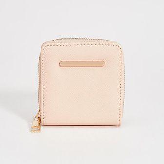 Sinsay - Mała portmonetka - Różowy