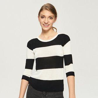 Sinsay - Sweter basic - Wielobarwn