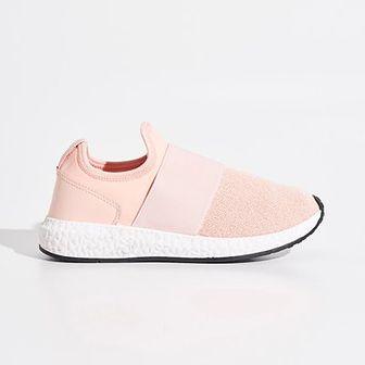 Sinsay - Buty sportowe - Różowy