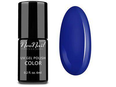 Lakier Hybrydowy UV 6 ml - Blue Hiacynth