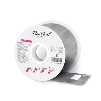 Nail Foil Wraps in roll - 250 szt.