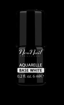 Lakier Hybrydowy 6 ml Aquarelle Base White