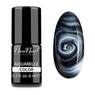 Lakier Hybrydowy 6 ml - White Aquarelle