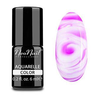 Lakier Hybrydowy 6 ml - Lavender Aquarelle