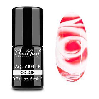 Lakier Hybrydowy 6 ml - Ruby Aquarelle