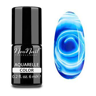 Lakier Hybrydowy 6 ml - Navy Aquarelle