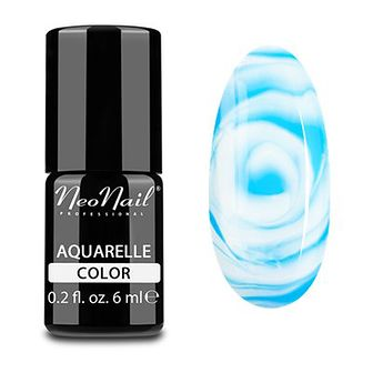 Lakier Hybrydowy 6 ml - Blue Aquarelle