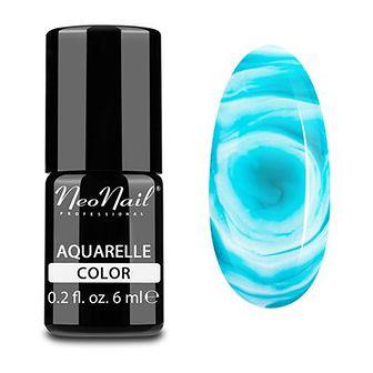 Lakier Hybrydowy 6 ml - Emerald Aquarelle