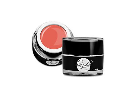 PLASTELINA STUDIO LINE 3D GEL 5 ml - Neon Orange