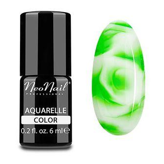 Lakier Hybrydowy 6 ml - Green Aquarelle