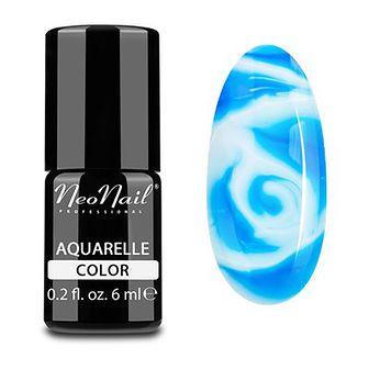 Lakier Hybrydowy 6 ml - Ocean Aquarelle