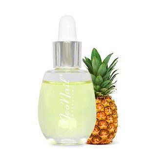 Oliwka do skórek z pipetą 15 ml - ananas