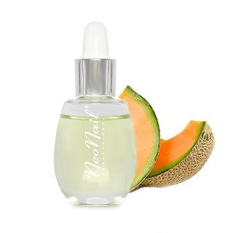Oliwka do skórek z pipetą 15 ml - melon