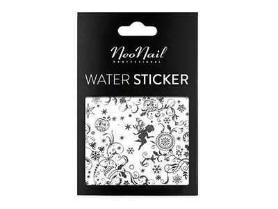 Water Sticker - 6