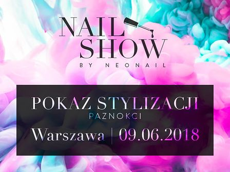 Bilet NailShow Warszawa