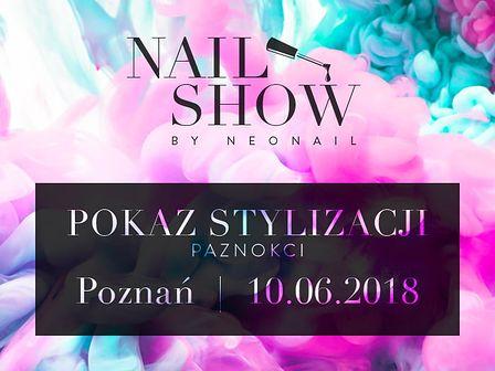 Bilet NailShow Poznań