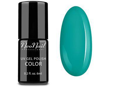 Lakier Hybrydowy UV 6 ml - Ocean Green
